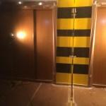 Estuco Veneciano Original a rayas amarillas y negras Borussia Dortmund (41)