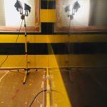 Estuco Veneciano Original a rayas amarillas y negras Borussia Dortmund (64)