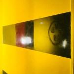 Estuco Veneciano Original a rayas amarillas y negras Borussia Dortmund (86)
