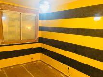 Estuco Veneciano Original a rayas amarillas y negras Borussia Dortmund (96)