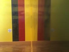 Estuco Veneciano Original a rayas amarillas y negras Borussia Dortmund - Terminado dia (23)