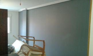 Salon Sideral S-500 Blanco roto y Esmalte Pymacril Gris Oscuro (7)