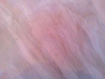 Estuco Marmoleado a 2 colores Marrones 1ª Mano de Cera (9)