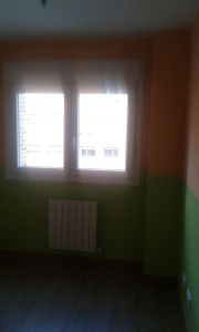 Habitacion Infantil Plastico Sideral Naranja y Esmalte Valacryl color verde (10)