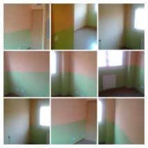 Habitacion Infantil Plastico Sideral Naranja y Esmalte Valacryl color verde (2)-COLLAGE
