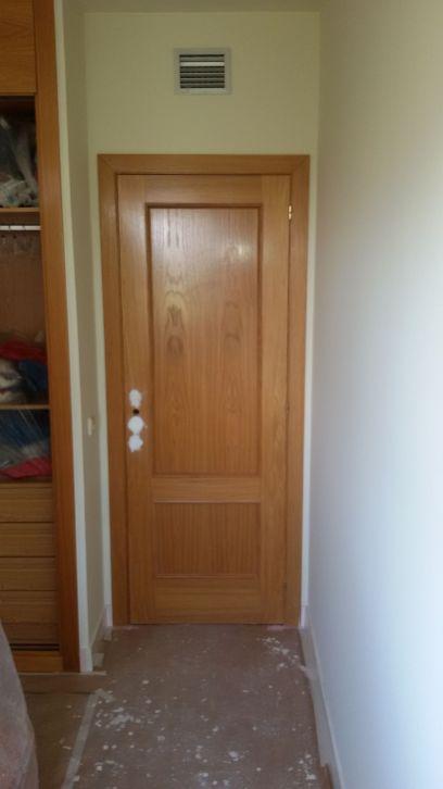 Lacado de puertas - Antes (1)