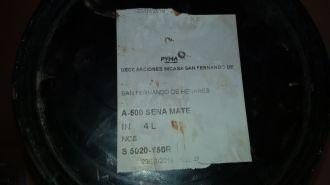 Estuco Marron referencia S-5020-Y50R