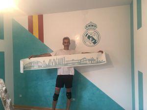 Instalando Vinilos Real Madrid (6)