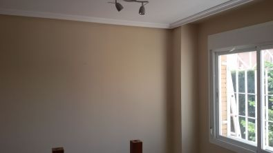 Salon Plastico Liso Afinado con sideral S-500 Color Marron - Terminado (18)