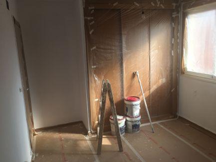 Segunda mano de plastico sideral S-500 en techos y paredes (2)