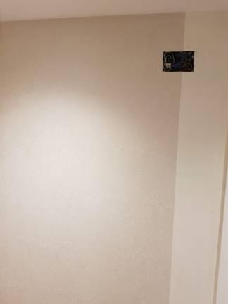 Papel Pintado Barroco en Entrada - Pasillo en Alcobendas (1)