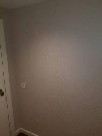 Papel Pintado Barroco en Entrada - Pasillo en Alcobendas (11)