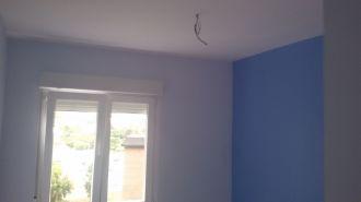 Color azul claro S-0510-R80B y un paño oscuro de esmalte pymacril azul S-1040-R80B - Terminado (2)