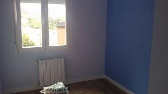 Color azul claro S-0510-R80B y un paño oscuro de esmalte pymacril azul S-1040-R80B - Terminado (3)
