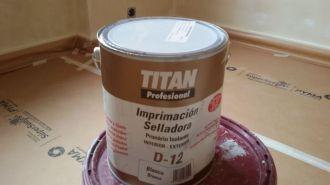 Imprimacion selladora Titan D-12