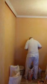 Lijado de Cabeza de Gotele con lijadora en paredes (7)