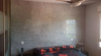 Estuco Veneciano Mitiko a 2 colores gris y blanco - Decoracion (2)