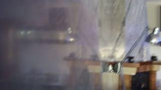 Estuco Veneciano gris y negro con cera alex - decoracion (3)
