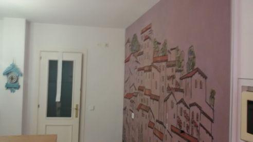 Papel pintado Casas (7)