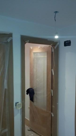 3 Tendida de Aguaplast fino en techos y paredes (10)