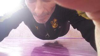 Reflejos sobre estuco Marmoleado Violeta (10)