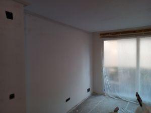 Aplicado 3 mano de aguaplast fino en paredes (18)