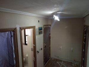 Gotele plastificado en paredes (2)
