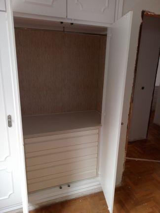 Lacado de armarios y papel pintado (2)