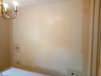 Papel pintado Espiga y Esmalte Valacryl marron (2)