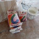 Aplicado 1ª Mano de Aguaplast Macyplast en techos y paredes (6)