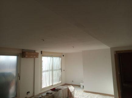 Aplicado 2ª Mano de Aguaplast Macyplast en techos y paredes (3)