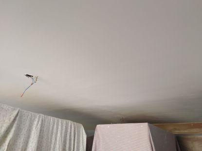 Aplicado 3ª Mano de Aguaplast Macyplast en techos y paredes (32)
