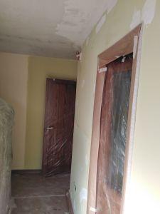 Dormitorio Replastecido de tacos y golpes (5)