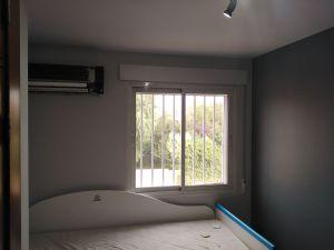 Habitacion 1 Plastico color gris claro y esmalte gris oscuro (7)