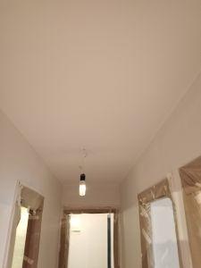 Replastecido - Lijado - Aplica 2 mano de plastico sideral s-500 blanco en techos (3)
