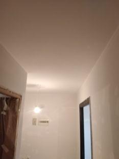 Replastecido - Lijado - Aplica 2 mano de plastico sideral s-500 blanco en techos (5)