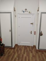 Lacado de Puertas en blanco en Valdelagua (6)
