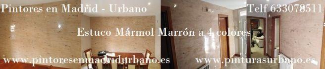 Banner Estuco Marmol Marron Guadalix
