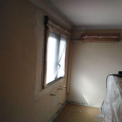 Estado Gotele Plastificado en techos y paredes - Getafe (14)
