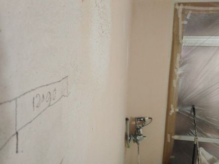 Estado Gotele plastificado en techos y paredes - Usera (4)