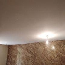 Plastico liso sideral s-500 en techo salón