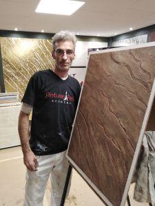 Efecto Piedra Partida tono marron (1)