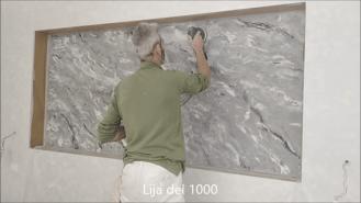Pulido Estuco Marmol Coslada lija 1000