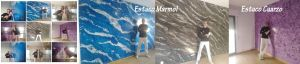 Banner Estuco Marmol - Estuco Cuarzo en Usera