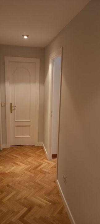 Lacado de puertas blanco y plastico liso gris con veloglas (22)