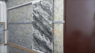 Estuco Marmol 3 colores llana con vetas finas (3)