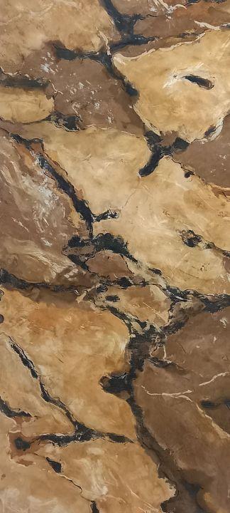 Estuco Marmol Piedra Marron (10)
