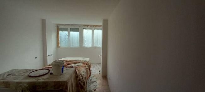 1 mano de plastico y replastecidos en techos y paredes (12)
