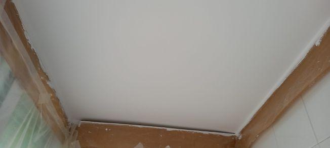 3 mano de plastico sideral s-500 en techos (2)