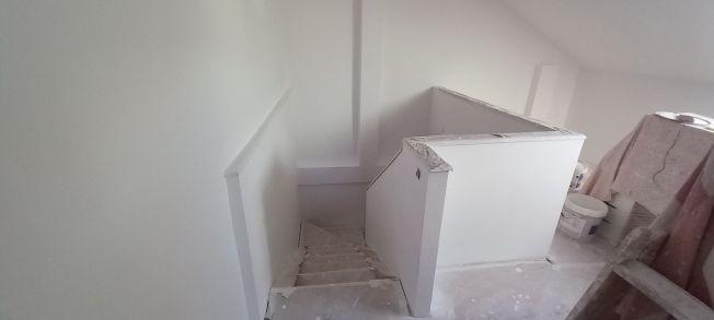 Lijado - 1 mano de plastico sideral en techos y paredes (5)